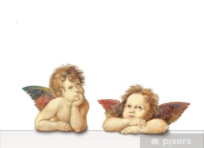 Fototapeta winylowa Dwa anioły - Tematy