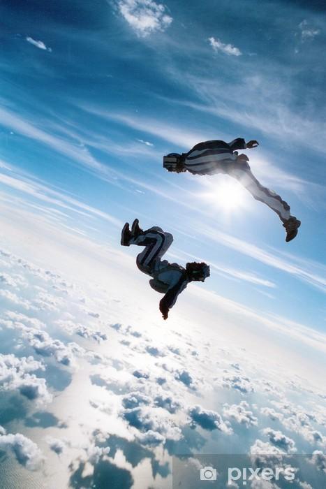 Papier peint vinyle Mon Parachutisme - Sports individuels