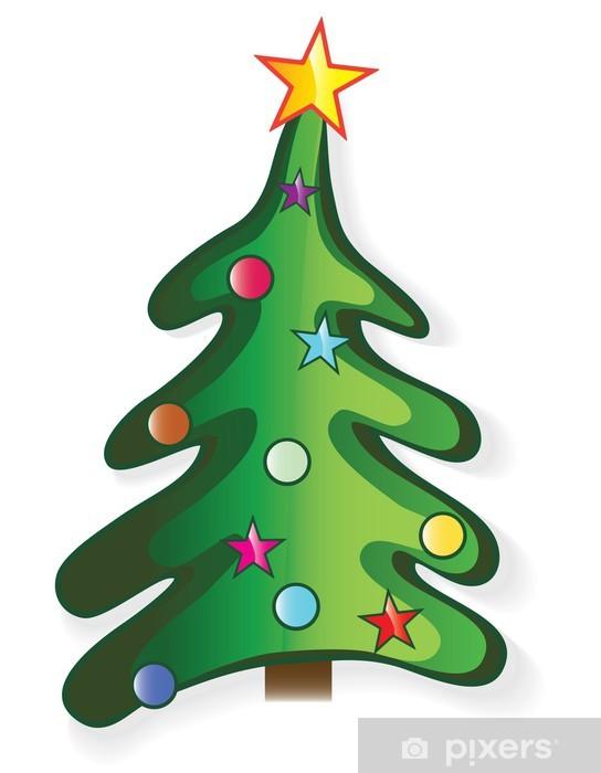 Albero Di Natale Jpeg.Carta Da Parati Icona Di Albero Di Natale Pixers Viviamo Per Il Cambiamento