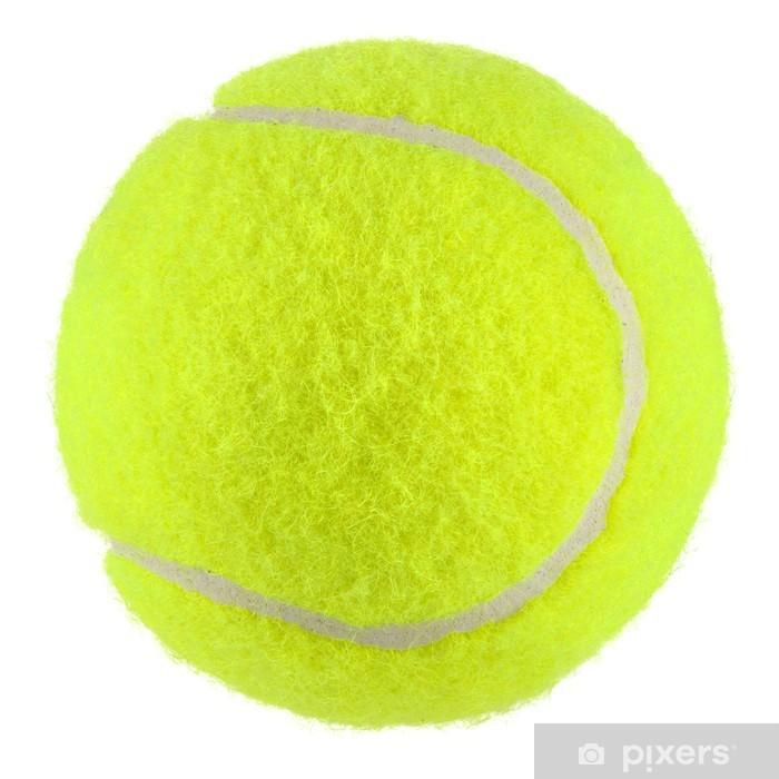 tennisball Pixerstick Sticker - Sports Items