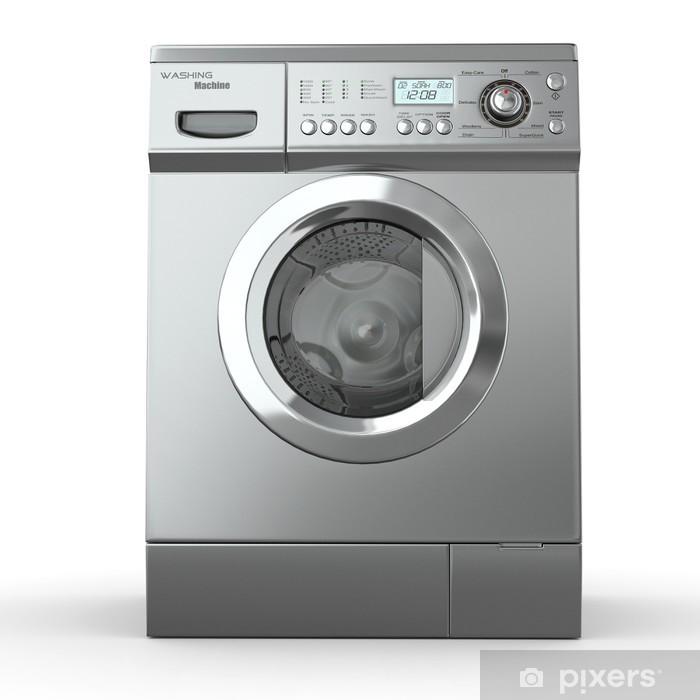 Fotomural Estándar Cerrado máquina de lavar - Señales y símbolos