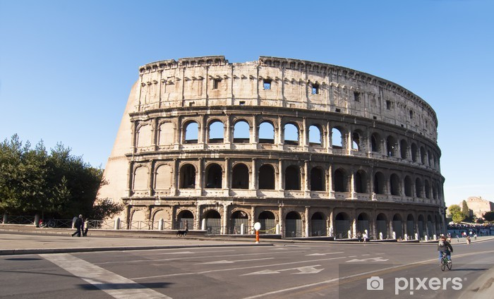 Coliseo Romanoroma Sticker Pixers We Live To Change