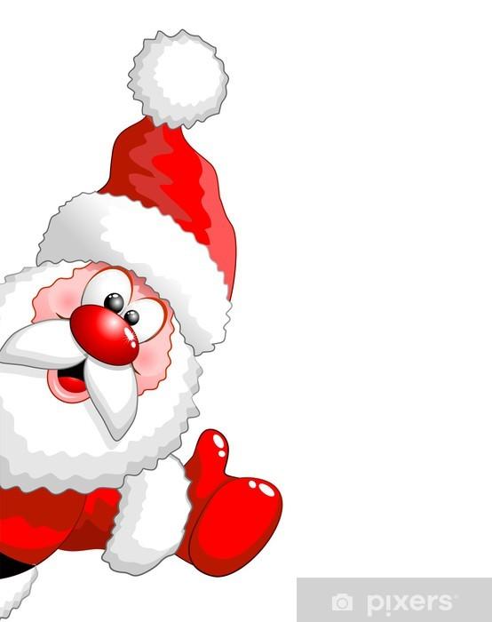 Adesivi Babbo Natale.Adesivo Babbo Natale Babbo Natale Ok Pixers Viviamo Per Il Cambiamento