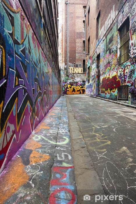 Grafiti Sokak Duvar Resmi Pixers Haydi Dünyanızı Değiştirelim