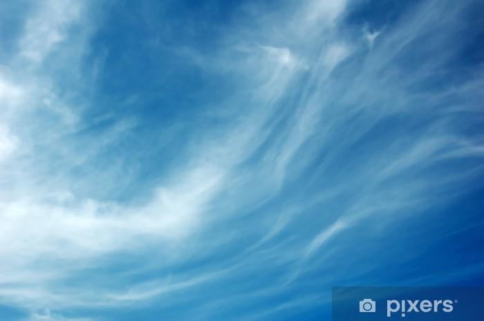 Papier Peint Résumé De Fond Bleu Ciel Et Les Nuages Pixers