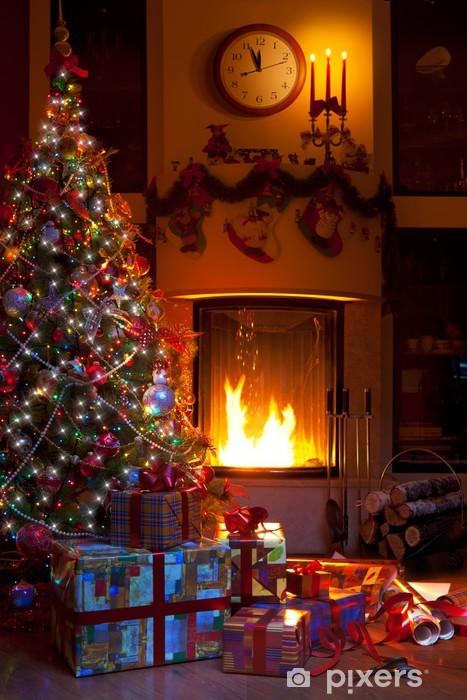 Adesivo Pixerstick Natale, decorazioni per la casa - Feste Internazionali