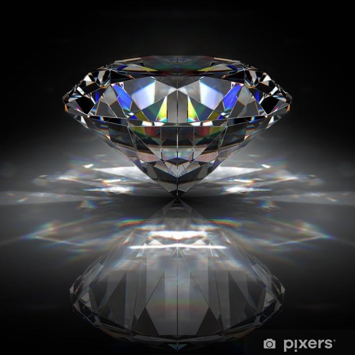 Sticker Pixerstick Brillant diamant - Réussite