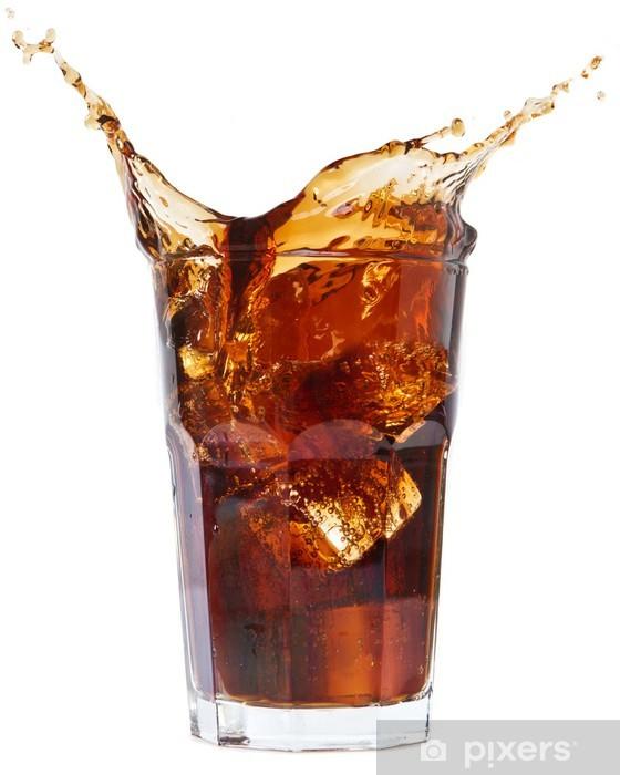 Gin a stříkající soda