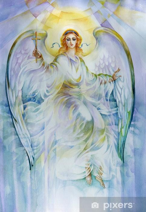 Pixerstick-klistremerke Maleri Samling: Angel -