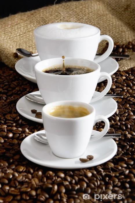 Carta da Parati in Vinile Kaffee - Temi