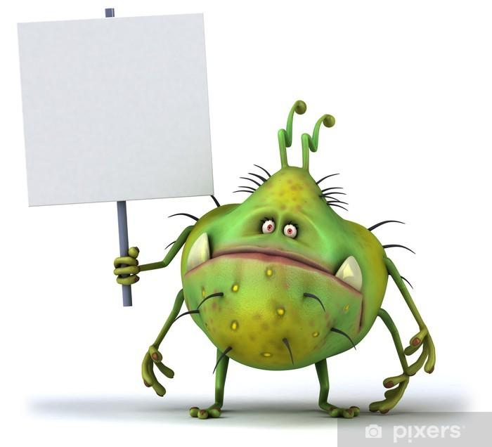 Смешные картинки бактерии