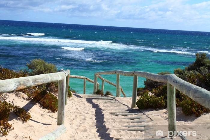 Papier peint vinyle Rottnest Island en Australie - Thèmes
