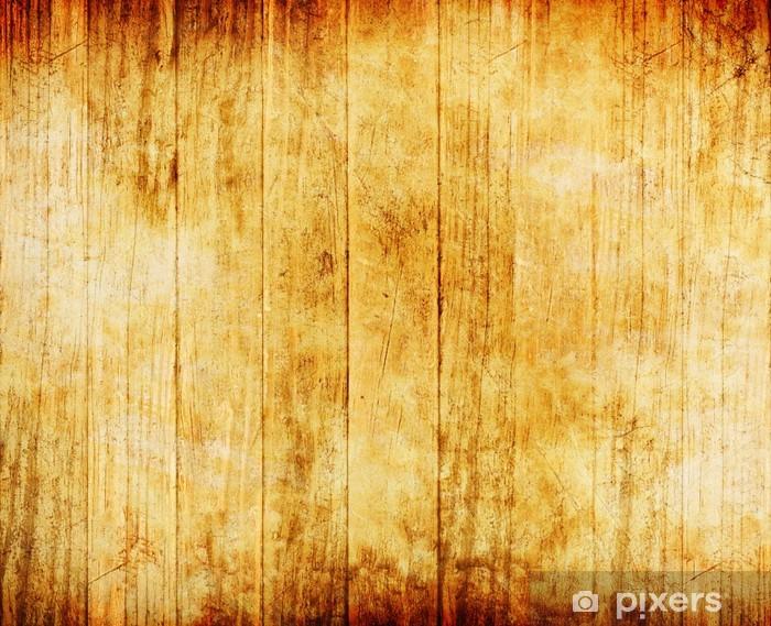 Nálepka Pixerstick Staré dřevo pozadí - Pozadí