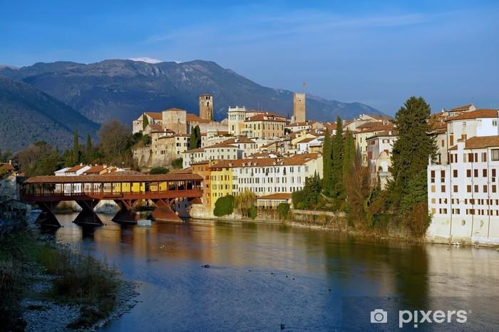 Sticker Pixerstick Bassano del Grappa - Italie 2011 - Europe