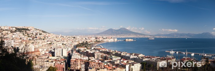Papier peint vinyle Gul de Naples - Europe