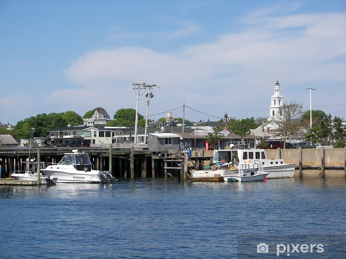 Naklejka Pixerstick Cape Cod Ocean - Criteo