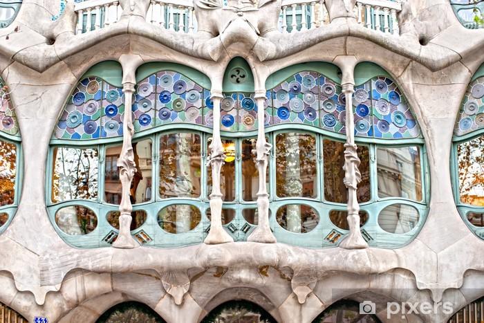 Fototapeta winylowa Casa Batlló, Barcelona, Hiszpania - Tematy