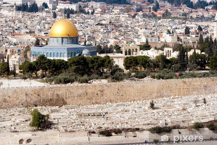 Pixerstick Dekor Jerusalem Israel - Mellanöstern