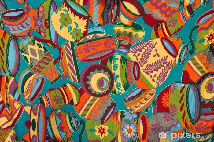 Pixerstick Sticker Mexicaanse deken - Amerika