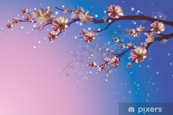 Fototapeta winylowa Floowers Wiosna gałęzi - Pory roku