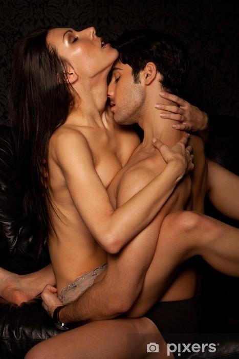 Fototapeta winylowa Passionate Erotic Sex - Kobiety