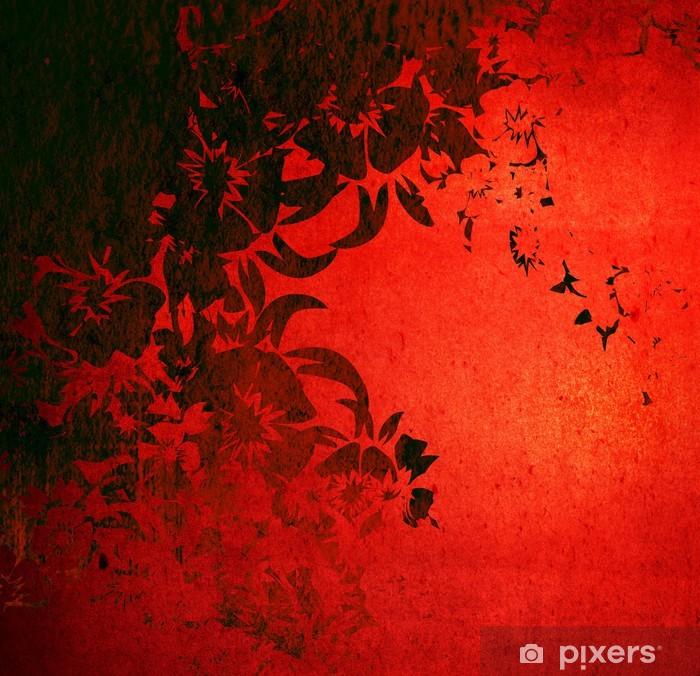 Vinyl Fotobehang China stijl texturen en achtergronden. - Thema's