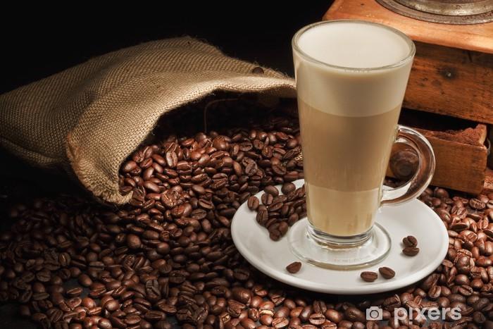 Nálepka Pixerstick Kaffee - Témata