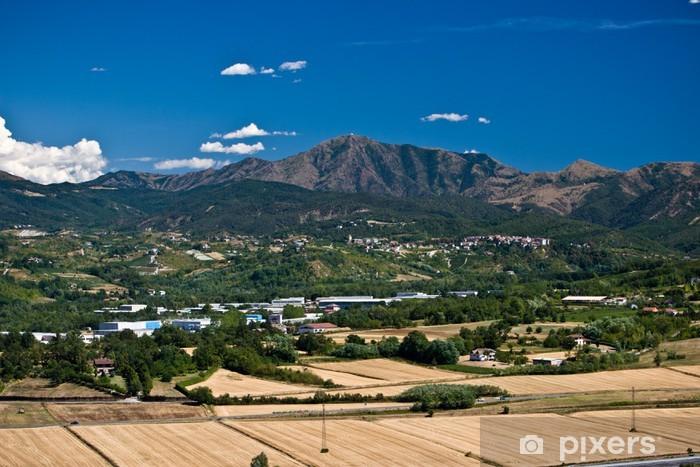 Pixerstick Aufkleber Monte Tobio - Urlaub