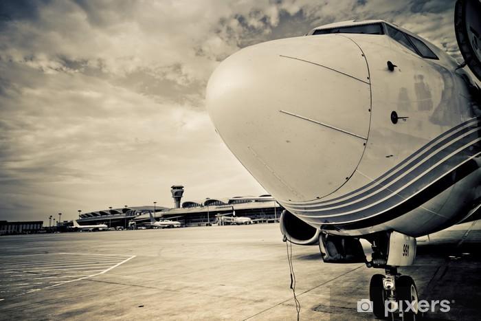 Naklejka Pixerstick Airbus - Tematy