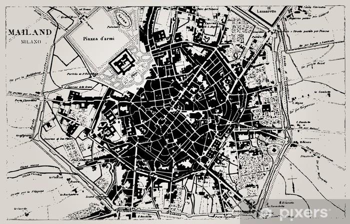 Karta Milano Karta