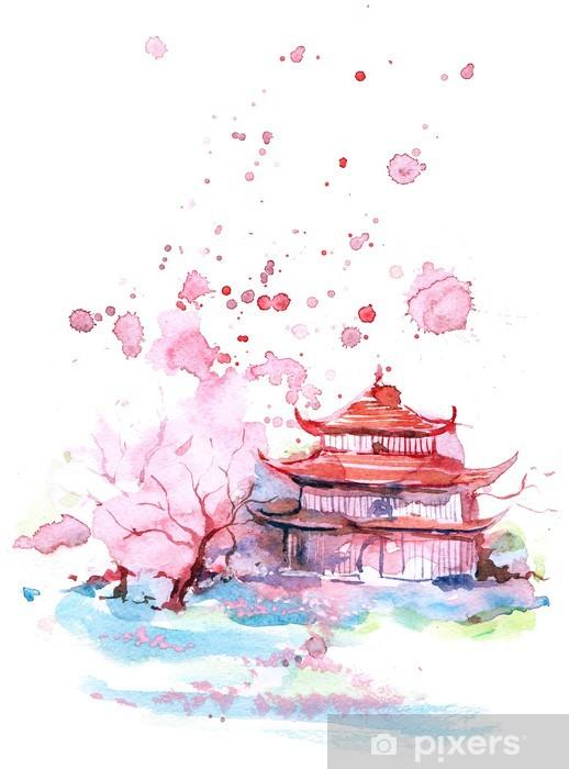 Fototapeta winylowa Azja - Naklejki na ścianę