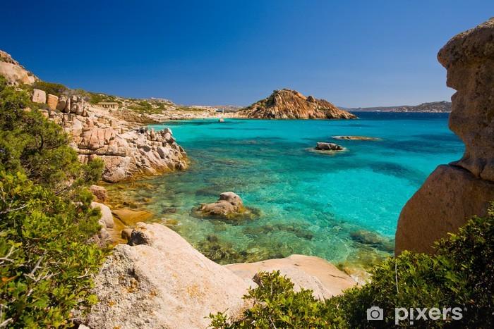 Carta da Parati in Vinile Arcipelago della Maddalena - Vacanze