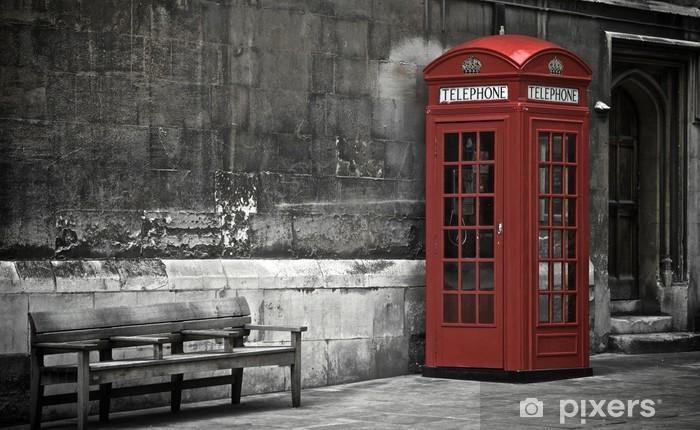 Fotomural Estándar Londres Stand - Temas