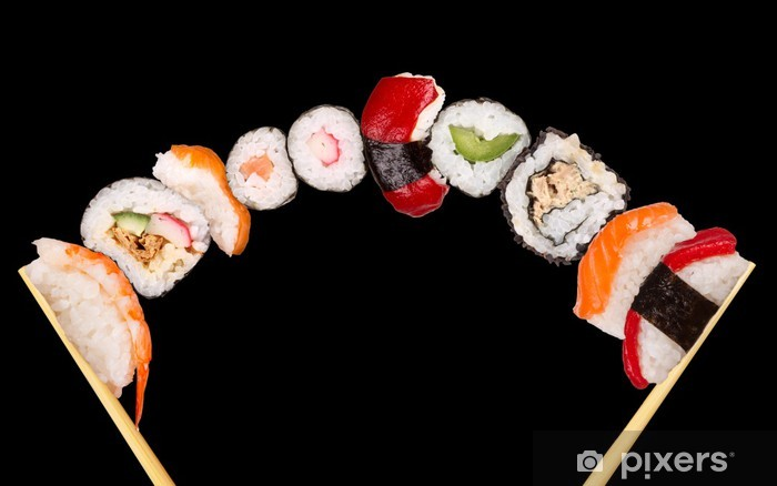 Naklejka Pixerstick XXL sushi - Sushi