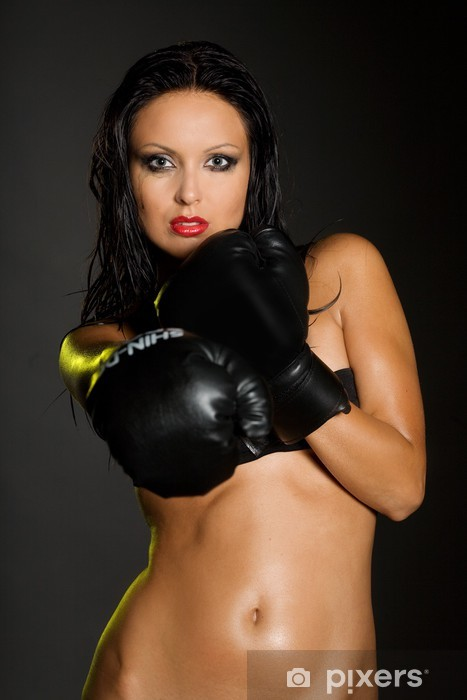Boxing sexy Hottest Female