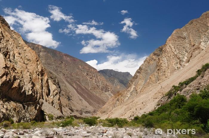 Fotomural Estándar Perú, Cañón de Cotahuasi - América