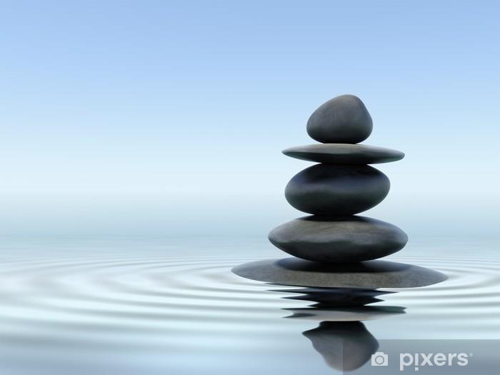 Fototapeta samoprzylepna Zen kamienie - Tematy