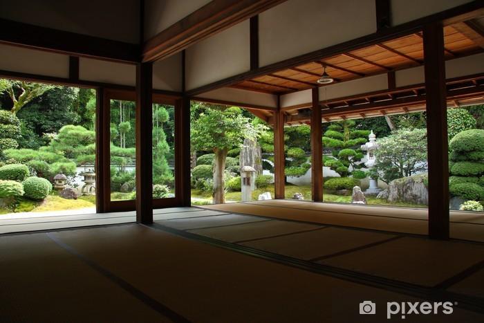 Papier peint vinyle Jardin japonais in the temple Tofuku-ji à Kyoto - Asie