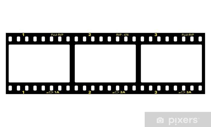 Fotomural Estándar Tira de película, negativo, película, marco de la foto - Artes y creación