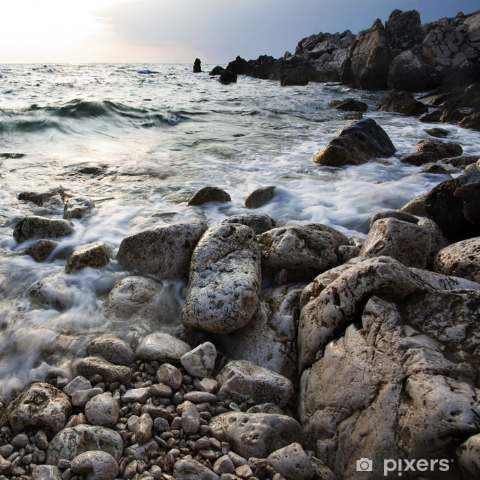 Plakat Morze - Inne pejzaże