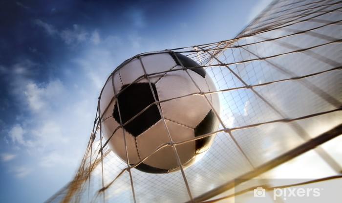 Fototapeta samoprzylepna Piłka nożna - Sporty drużynowe
