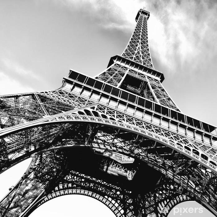 Tour Eiffel Vinyl Wall Mural - Themes