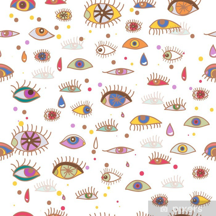 Poster Naadloze vector patroon - Religie
