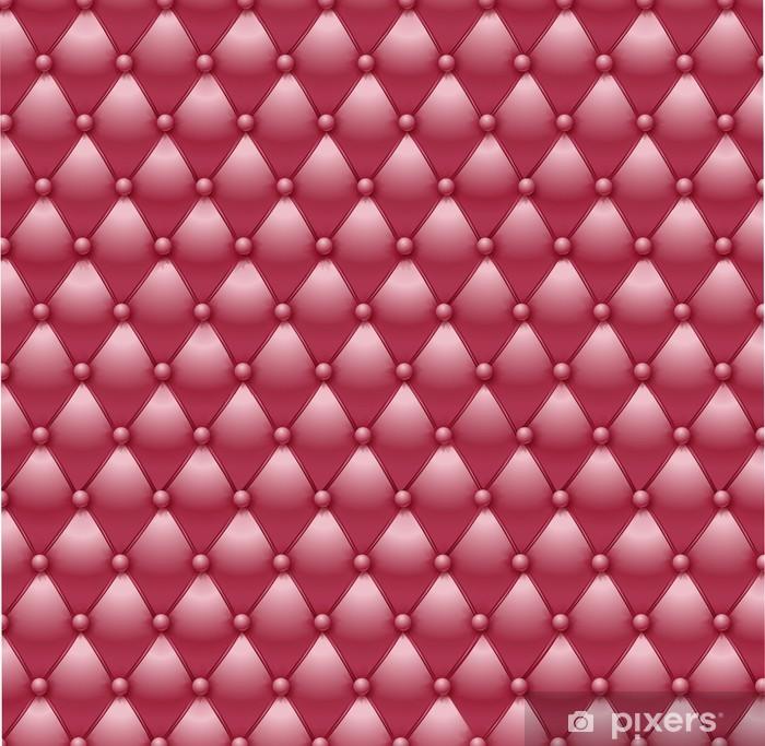 Pixerstick Sticker Chesterfield - tissu capitonné - Stijlen