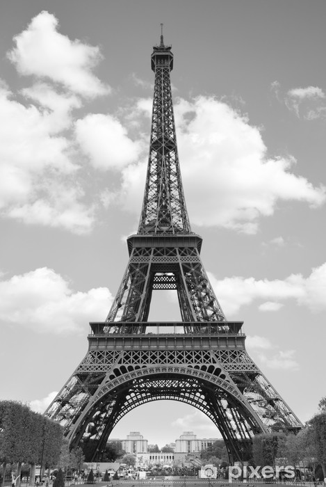Naklejka Pixerstick Wieża Eiffla - Tematy