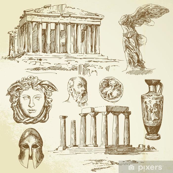 Fotomural Estándar Antiguo grecia - Temas