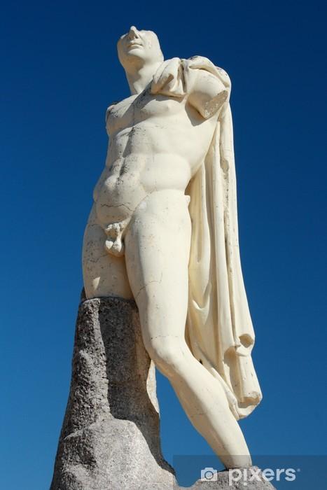 Sticker Pixerstick Reste de la statue romaine en Italica - Monuments