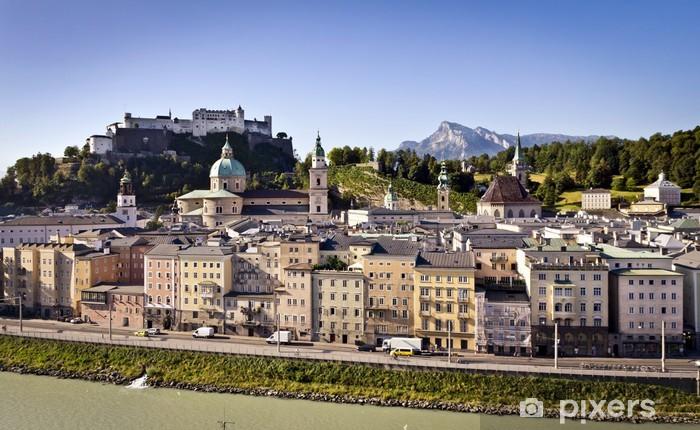 Naklejka Pixerstick Salzburg, Austria - Europa