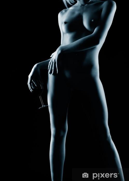 Fototapeta winylowa Piękna kobieta nago - Tematy
