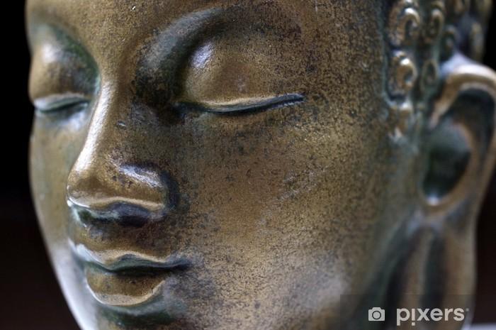 Papier peint vinyle Bouddha près portrait - Thèmes